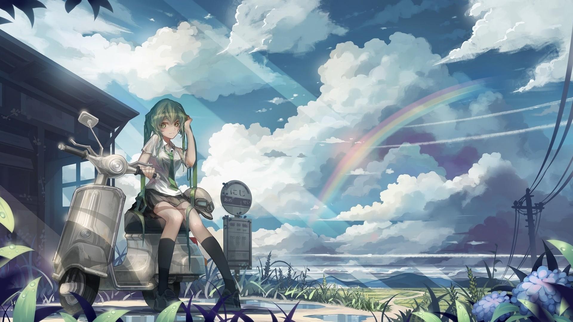 Gallery Anime Art Wallpaper Part