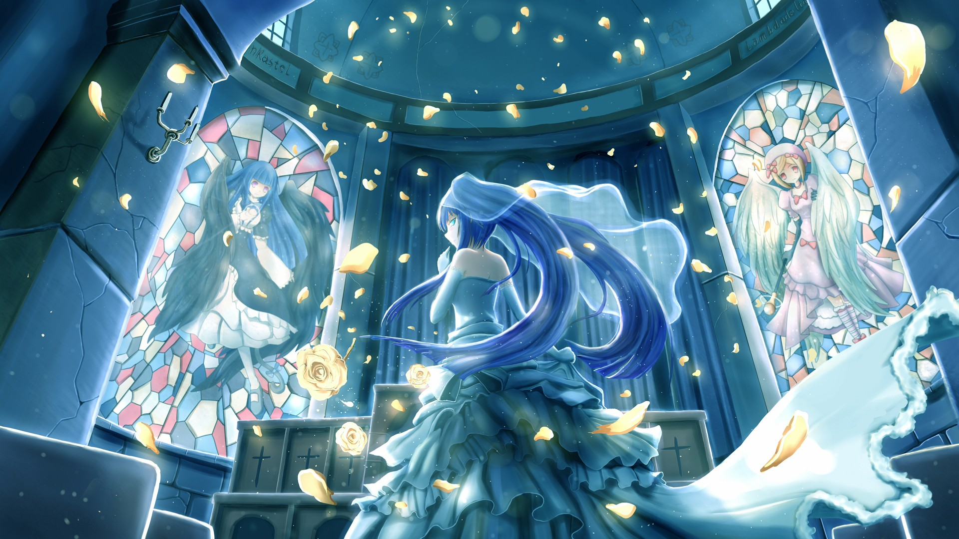Anime Art Wallpaper (Part 19)