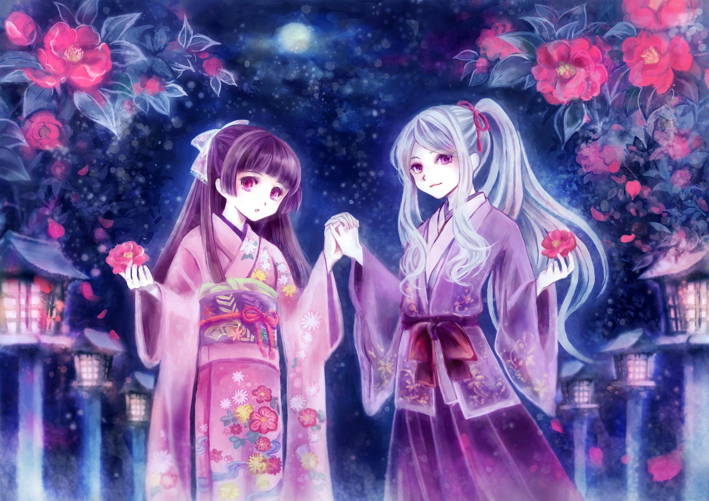 Gallery - Anime Art Wallpaper (Part 1) - Kaoruri