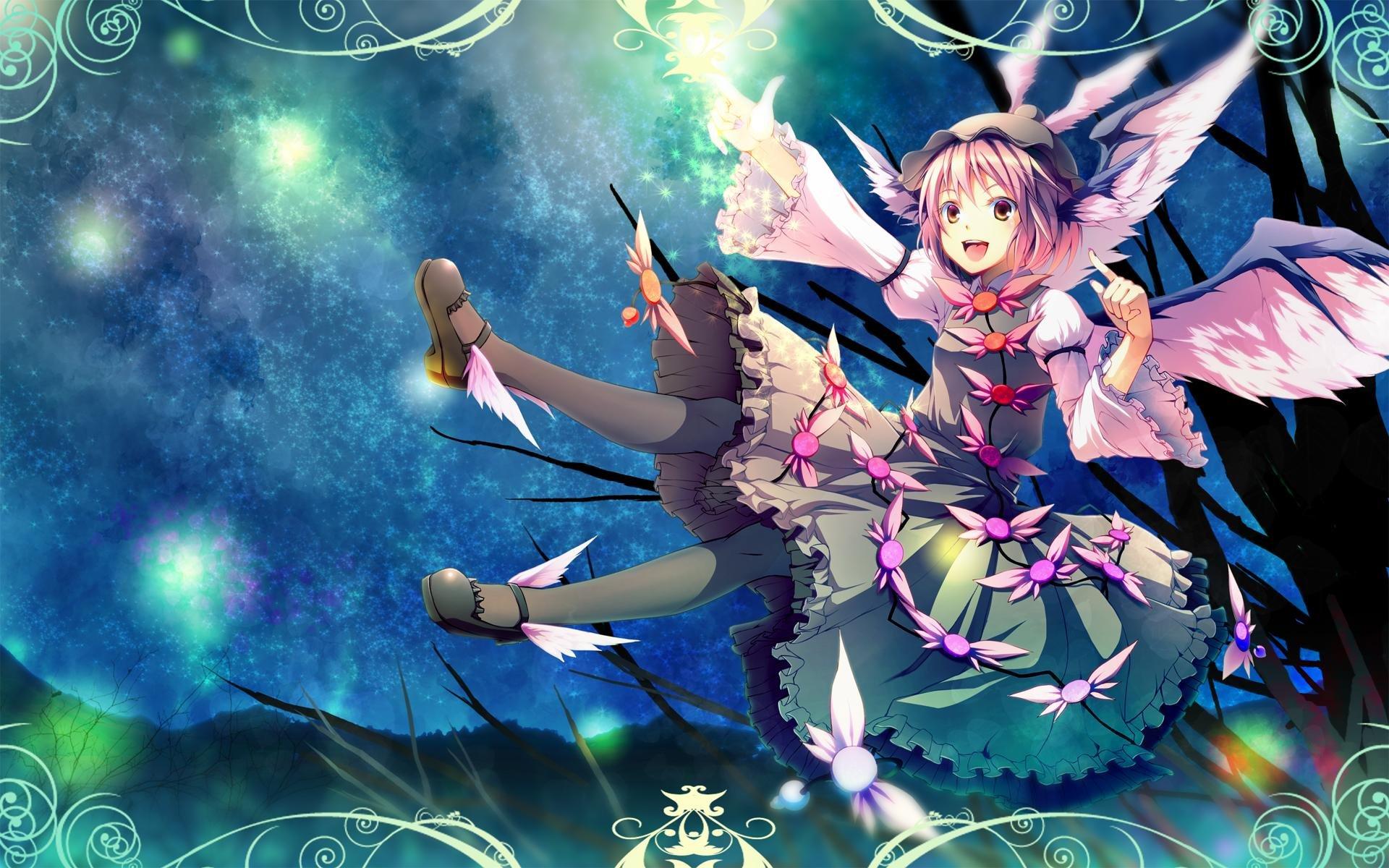 Anime Art Wallpaper (Part 12)
